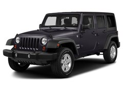 2017 Jeep Wrangler Unlimited Sport RHD 4x4 SUV Klamath Falls, OR
