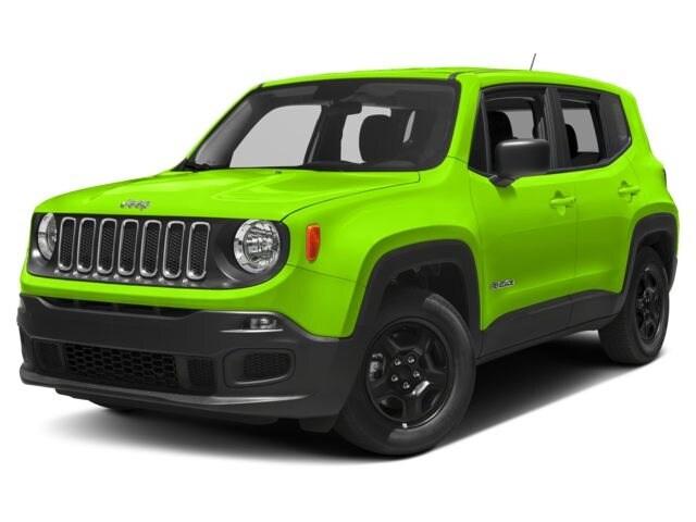 New 2017 Jeep Renegade Sport FWD SUV Missoula, MT
