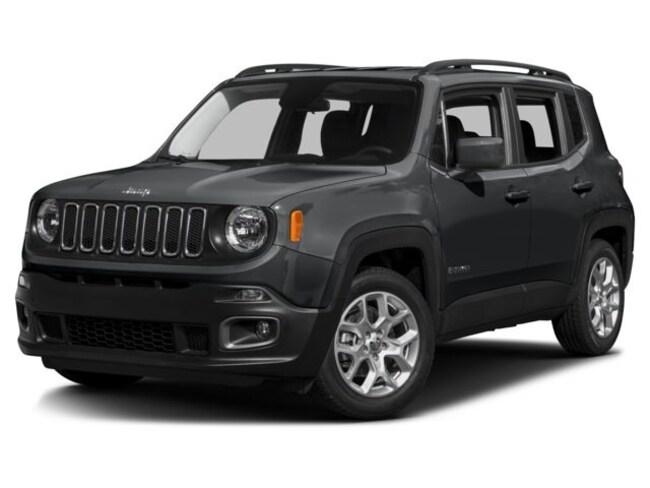 Used 2017 Jeep Renegade Latitude Latitude FWD For Sale Del Rio, Texas