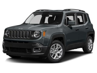 New 2017 Jeep Renegade Latitude FWD SUV ZACCJABB8HPG44544 for sale in Cartersville, GA