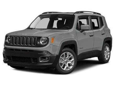 2017 Jeep Renegade Latitude FWD SUV