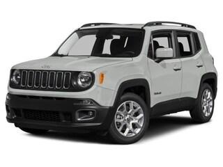 New 2017 Jeep Renegade Latitude FWD SUV Front-wheel Drive Tucson