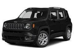 Used 2017 Jeep Renegade Latitude SUV in Greenville, NC