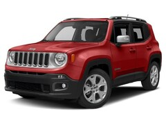 New 2017 Jeep Renegade Limited FWD SUV in Gainesville, FL
