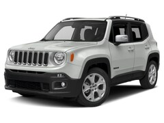 2017 Jeep Renegade Limited Limited FWD