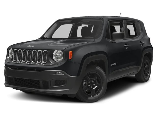 New 2017 Jeep Renegade Sport 4x4 SUV Klamath Falls, OR