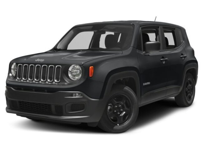 New 2017 Jeep RENEGADE SPORT 4X4 Sport Utility Bristol TN