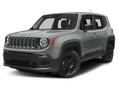 New 2017 Jeep Renegade Sport 4x4 SUV near Ogden