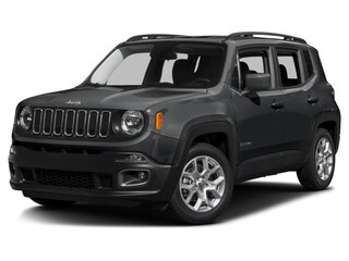 New 2017 Jeep Renegade Latitude 4x4 SUV ZACCJBBB6HPG12729 for sale in Falmouth, Cape Cod, MA