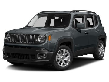 2017 Jeep Renegade SUV