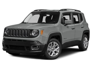 New 2017 Jeep Renegade ALTITUDE 4X4 Sport Utility in Danvers near Boston