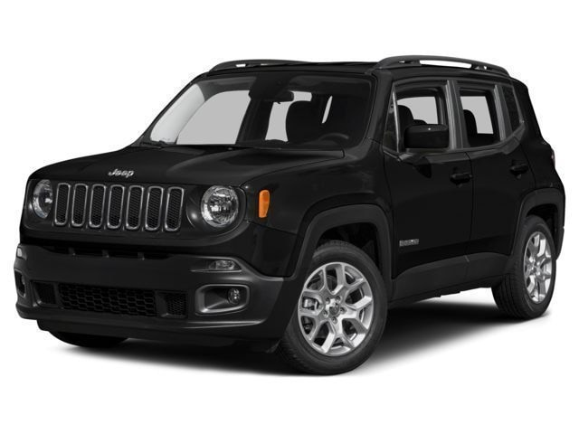 New 2017 Jeep Renegade Latitude 4x4 SUV near Indianapolis