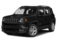 2017 Jeep Renegade Latitude 4x4 SUV