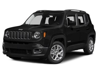 New 2017 Jeep Renegade LATITUDE 4X4 Sport Utility J91073 in Woodhaven, MI