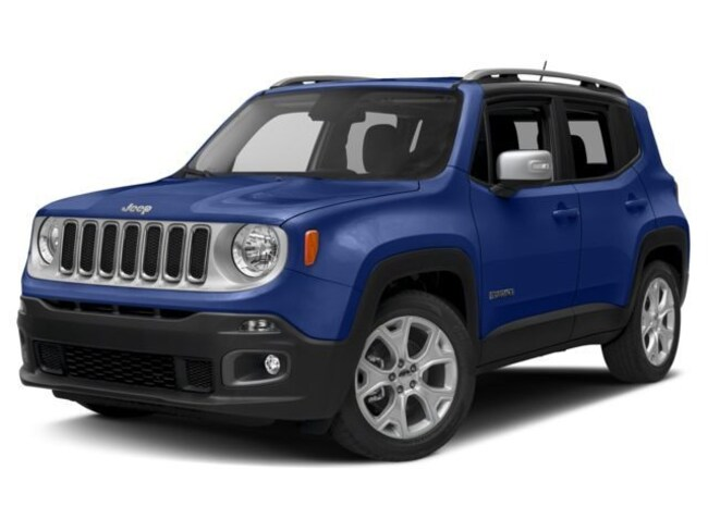 New 2017 Jeep Renegade Limited 4x4 SUV Long Island