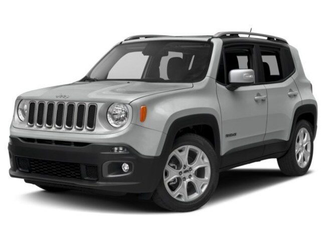 2017 Jeep Renegade Limited 4x4 SUV