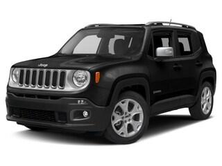 New 2017 Jeep Renegade LIMITED 4X4 Sport Utility 4x4 Tucson