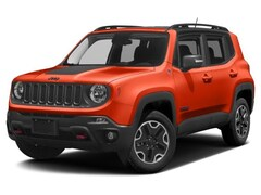 New 2017 Jeep Renegade Trailhawk SUV in Paintsville, KY