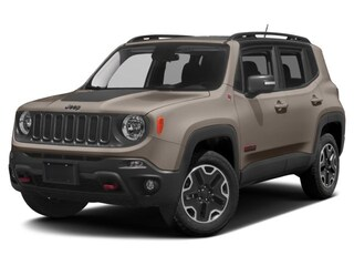 New 2017 Jeep Renegade Trailhawk SUV in Burlingame