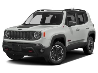 New 2017 Jeep Renegade Trailhawk 4x4 SUV 4x4 Tucson