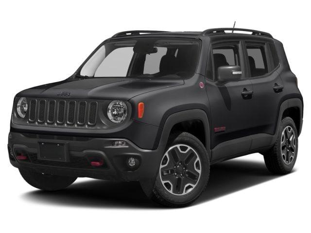 2017 Jeep Renegade Trailhawk 4x4 SUV