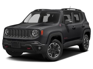 2017 Jeep Renegade TRAILHAWK® 4X4 Sport Utility for sale in Metairie at Bergeron Chrysler Dodge Jeep Ram SRT Mopar