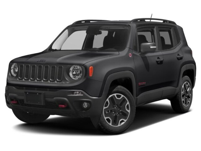 New 2017 Jeep Renegade SUV Boise