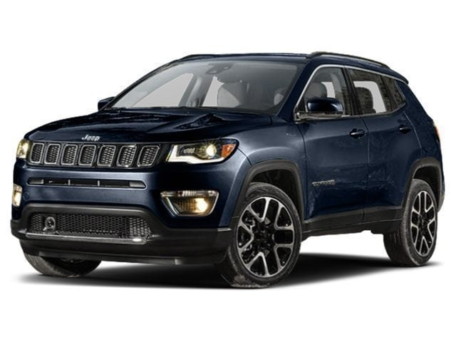 2017 Jeep New Compass Latitude FWD SUV
