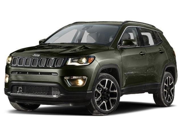2017 Jeep Compass LATITUDE FWD Sport Utility