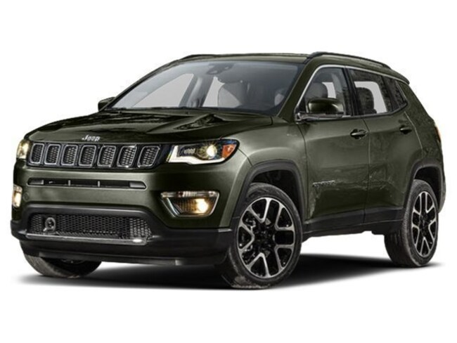 New 2017 Jeep Compass LATITUDE FWD Sport Utility Ft Thomas