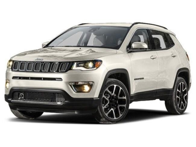 New 2017 Jeep New Compass Latitude FWD SUV Lake Havasu City