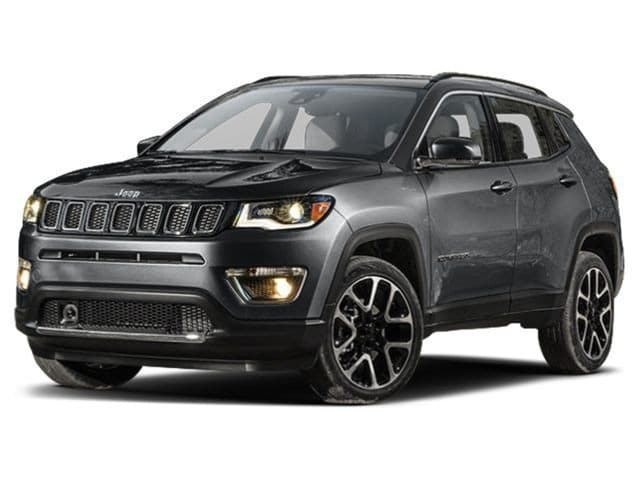 New 2017 Jeep New Compass Trailhawk SUV in White Plains, NY