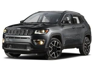 2017 Jeep New Compass Trailhawk SUV