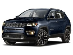 Certified Pre-Owned 2017 Jeep New Compass Limited SUV for Sale in Carroll, IA