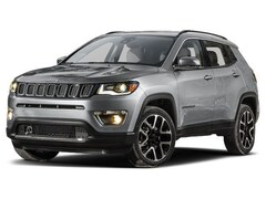 New 2017 Jeep New Compass Limited SUV Colby, KS