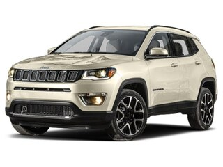 2017 Jeep New Compass Limited 4x4 SUV