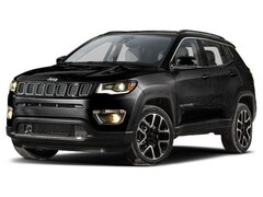 2017 Jeep Compass LIMITED 4X4 Sport Utility