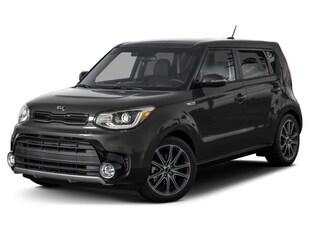 2017 Kia Soul Plus Hatchback