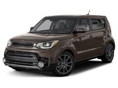2017 Kia Soul + Auto Hatchback