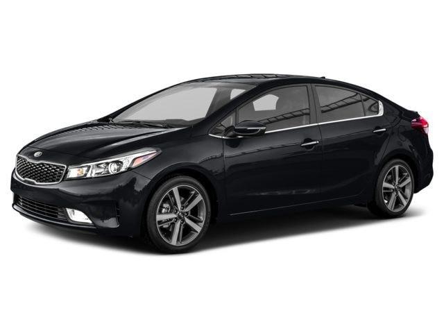2017 Kia Forte LX A/T Bluetooth Sedan