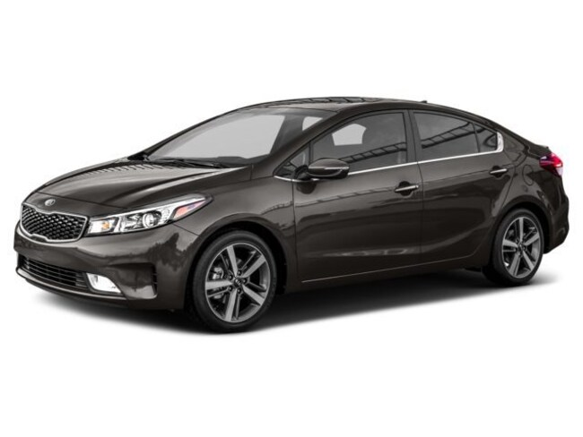 Used 2017 Kia Forte LX Sedan For Sale in Nashua, NH