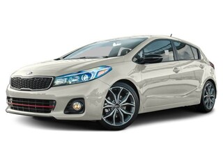 New 2017 Kia Forte EX Hatchback near Baltimore