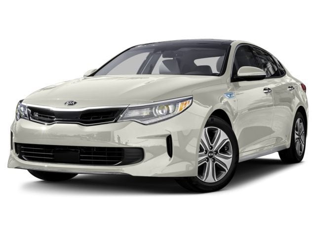 2017 Kia Optima Hybrid EX Sedan