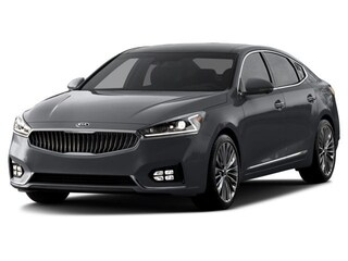 New 2017 Kia Cadenza Technology Sedan for sale in Vallejo, CA at Momentum Kia