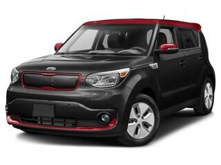 2017 Kia Soul EV + Hatchback