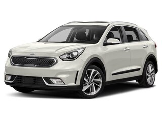 New 2017 Kia Niro LX SUV in Mechanicsburg, PA