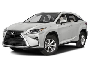 2017 LEXUS RX350 Premium Package/Navigation SUV