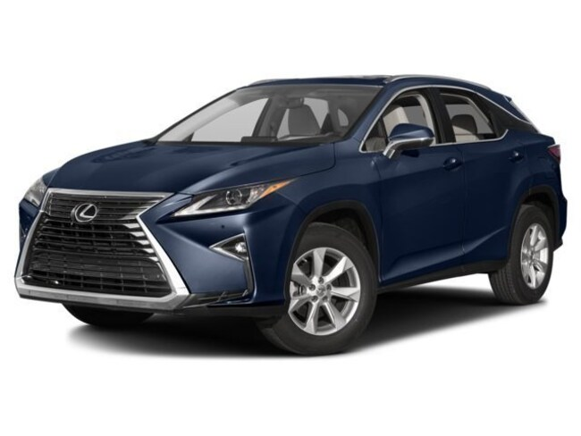 Used 2017 LEXUS RX 350 AWD SUV for sale near Marin and the Bay Area