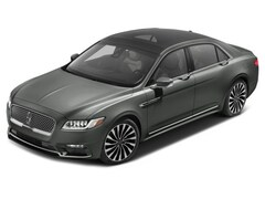 Used 2017 Lincoln Continental Select FWD Car