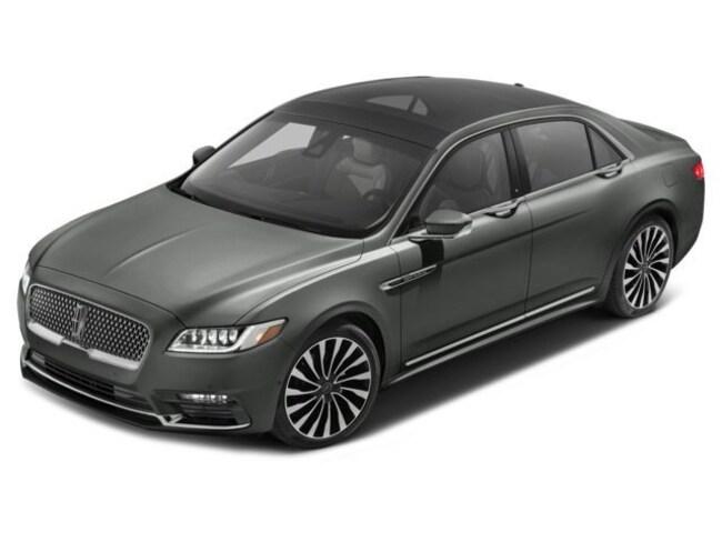 2017 Lincoln Continental Select Car